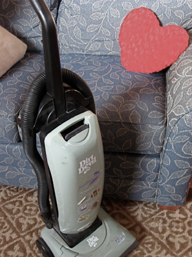 Valentine's Day cleaning for women